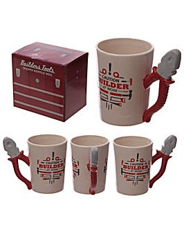 Novelty Dads Ceramic Shaped Mug - Pliers