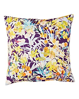 Floral Printed Cushion