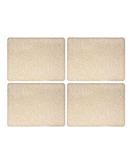 Monsoon Lucille Gold 4 X Placemats