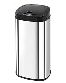 Morphy Chroma 50L Square Stain Steel Bin