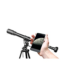 Telescope 70/900 with wi-fi Camera