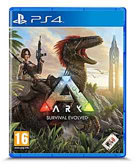 ARK� Survival Evolved- PS4