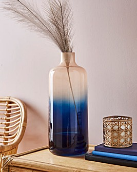 Tall Ombre Vase