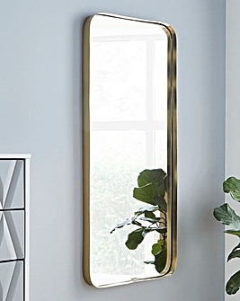 Sienna Rose Gold Full Length Mirror