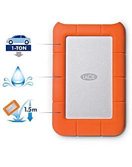 2TB Rugged Mini USB 3.0 portable drive