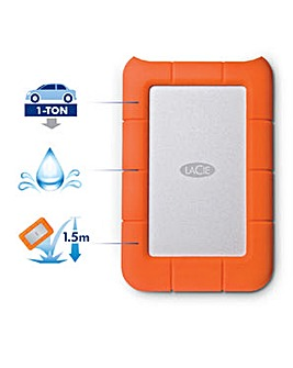 1TB Rugged Mini USB 3.0 portable drive