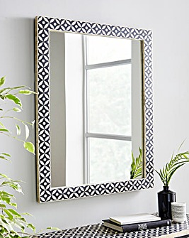 Aaliyah Rectangle Mirror