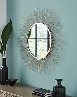Sunlight Metal Mirror