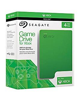 Seagate 4TB Xbox Game Drive