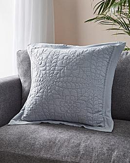 Washed Cotton Cushion