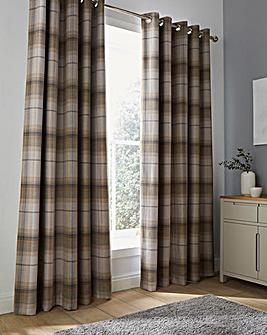 Warrington Blackout Eyelet Curtain