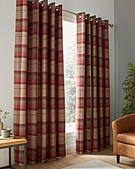 Warrington Blackout Eyelet Curtain