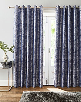 Annabelle Leaf Blackout Curtains