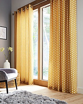 Fusion Dari Eyelet Curtains