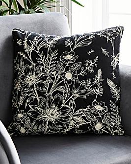 Floral Sketch Cushion