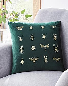 Eden Embroidered Cushion