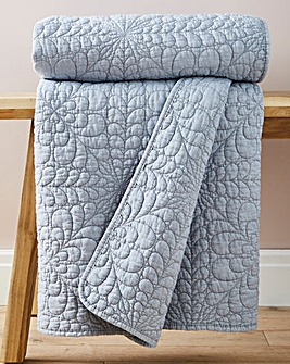 Washed Cotton Throw