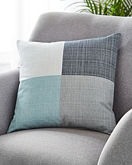 Colourblock Cushion