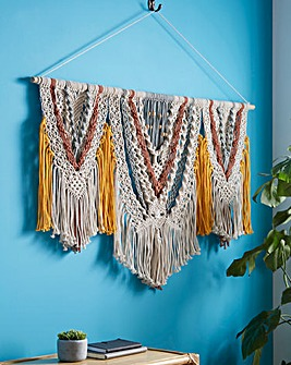 Joe Browns Macrame Wall Hanging