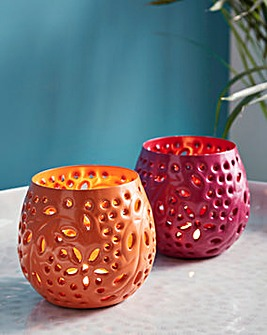 Joe Browns Minimalism Candle Holders