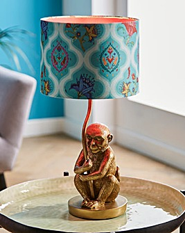 Joe Browns Funky Monkey Lamp