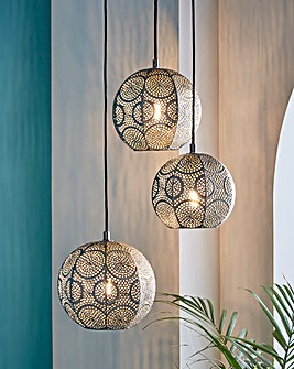 Joe Browns Eye Catching Pendant Light