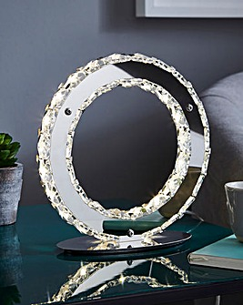 Astro LED Ring Table Lamp