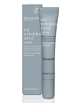This Works My Wrinkles Tired Eyes 20ml