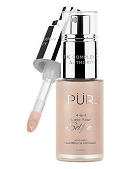 Pur 4-in-1 Love Your Selfie Longwear Foundation & Concealer - MP3