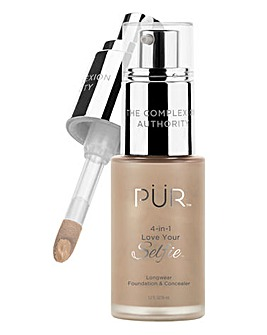 Pur Love Your Selfie Foundation TN3