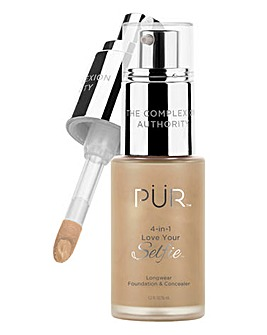 Pur 4-in-1 Love Your Selfie Longwear Foundation & Concealer - TG3