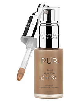 Pur 4-in-1 Love Your Selfie Longwear Foundation & Concealer - DN2