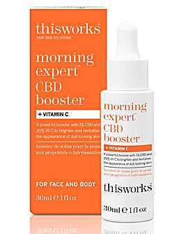 This Works CBD Booster + Vitamin C