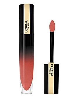 L'Oreal Brilliant Signature High Shine Colour Liquid Lip 303 Be Independent