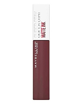 Maybelline Matte Lipstick - Mover