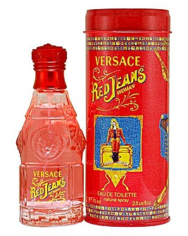 Versace Red Jeans 75ml EDT