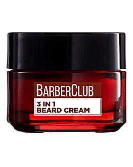 L'Oreal Men Expert 3 in 1 Barber Club Beard Cream 50ml