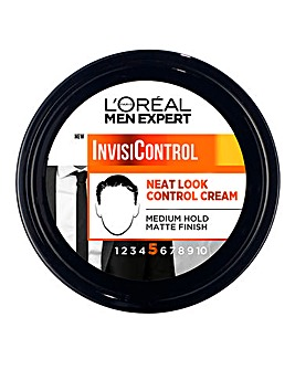 L'Oreal Men Expert InvisiControl Neat Look Control Cream 150ml