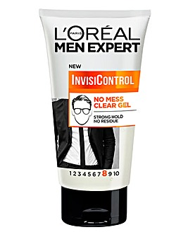 L'Oreal Men Expert InvisiControl Neat Look Control Hair Gel 150ml