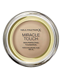 Max Factor Miracle Touch Foundation Golden