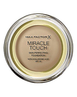 Max Factor Miracle Touch Foundation Sand Beige