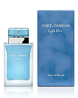 Dolce & Gabanna Light Blue Intense 50ml