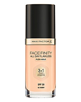 Max Factor 3 in 1 Foundation Ivory