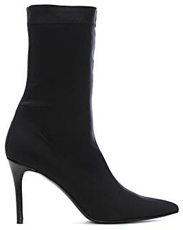 Daniel Afemini Stretch Sock Ankle Boots