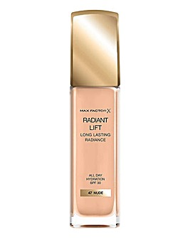 Max Factor Lift Foundation Nude