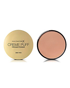 Max Factor Creme Puff Pressed Powder Translucent