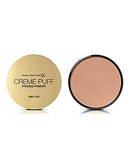 Max Factor Creme Puff Pressed Powder Medium Beige