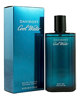Davidoff Cool Water 125ml EDT