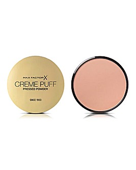 Max Factor Creme Puff Pressed Powder Natural