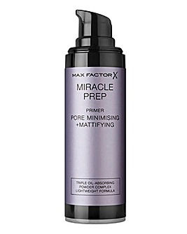 Max Factor Miracle Prep Mattifying and Pore Minimising Primer